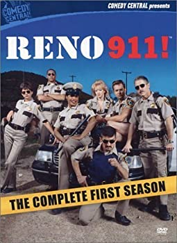 Reno 911 - The Complete First Season by Comedy Central by Ben Lennon  III  Thomas Jann Michael Patrick Garant