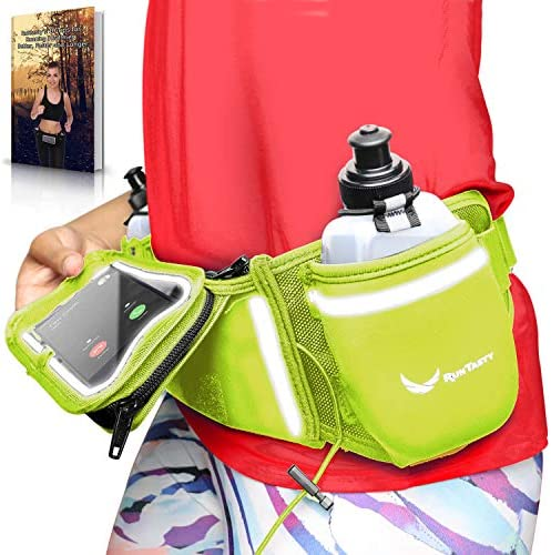 Voted No 1 Hydration Belt Electric Lime Winners Running Fuel Belt Includes Accessories 2 BPA product image
