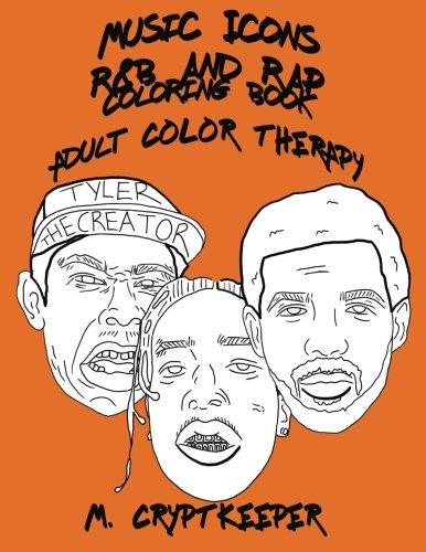 Music Icons - R&B AND RAP Colori...