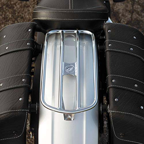 Indian Motorcycle Solo Luggage Rack, Chrome - 2880900-156
