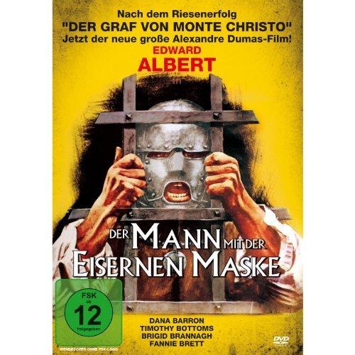 Der Mann mit der eisernen Maske / The Man in the Iron Mask