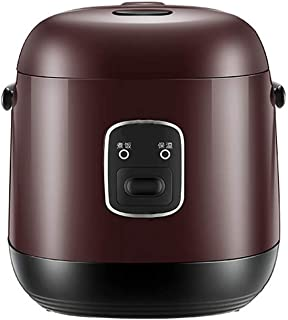 Rice Cooker with Steamer,1.2L Portable Multifunctional Mini Electric Pressure Cookers,Non-Stick Inner Pot,Keep-Warm Functi...
