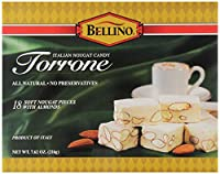 Bellino Torrone Candy 18 Count (Pack of 12) [並行輸入品]