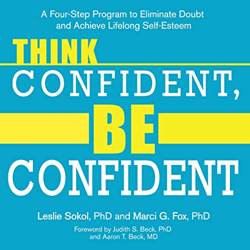Think Confident, Be Confident Titelbild