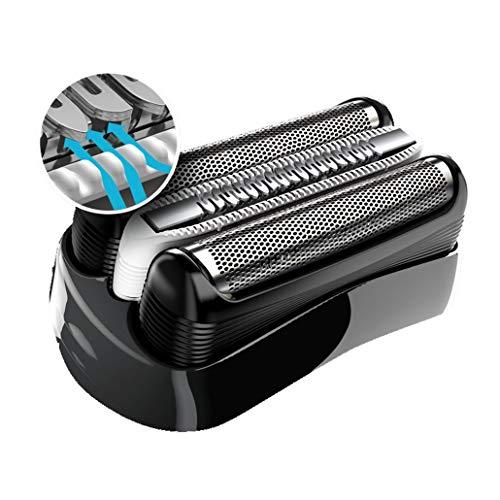 ブラウンメンズ電気シェーバーシリーズ33020s-B3枚刃水洗い可