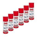 BALLISTOL Teflon® Spray 6 barattoli 200 ml Lubrificante a secco PTFE Teflon Spray 25600