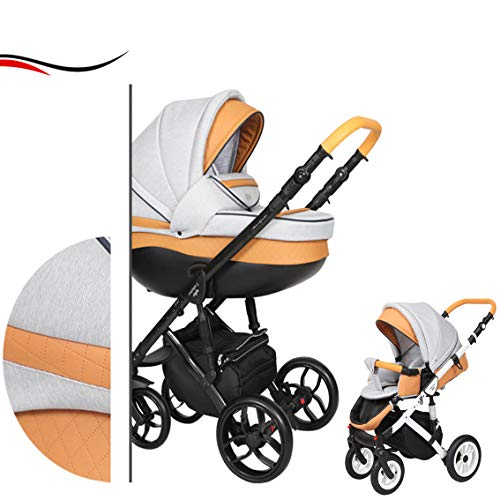 Qualitäts-Kinderwagen-Set 2 in 1