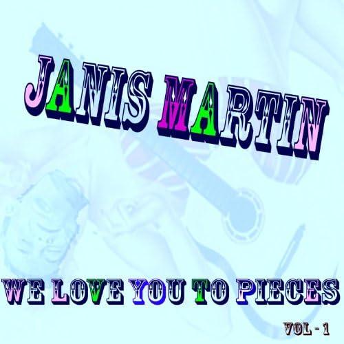 Janis Martin