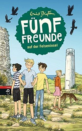Fünf Freunde auf der Felseninsel (Einzelbände, Band 6)