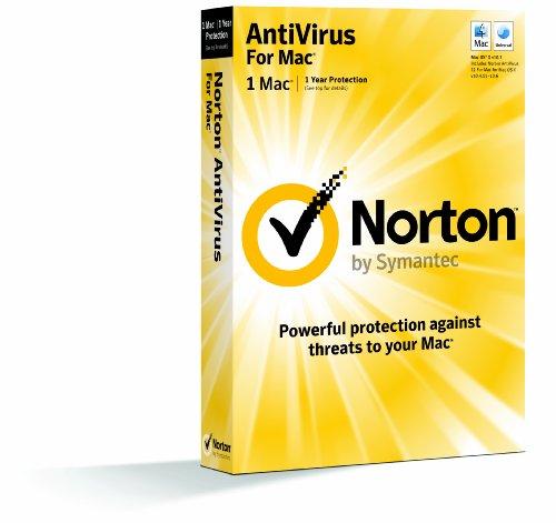 Norton AntiVirus 12.0 - 1 MAC [import allemand]