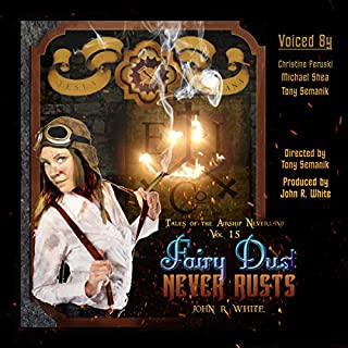 Fairy Dust Never Rusts (2018 edition) cover art
