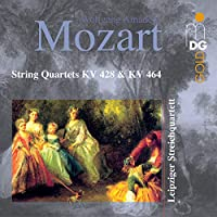 String Quartets K428 & K464