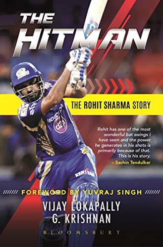 The Hitman: The Rohit Sharma Story (English Edition)