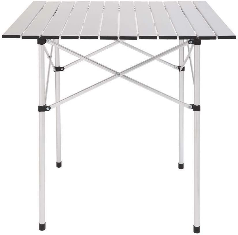 Portable Folding Camping Bench Aluminum Special sale item in Seasonal Wrap Introduction Party Outdoor Picnic