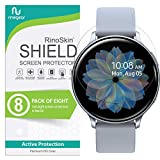 (8-Pack) RinoGear Screen Protector for Samsung Galaxy Watch...
