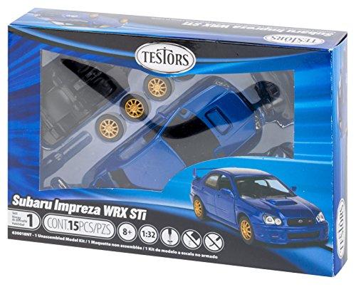 Price comparison product image Testors Prepainted Metal Car Model Kit