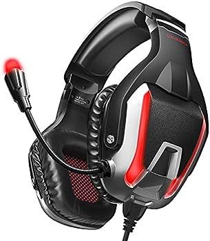 Onikuma Gaming Noise Canceling Gaming Headphone
