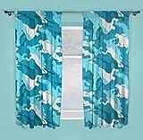 Fortnite - Cortinas oficiales para dormitorio de niños, perfecto para cualquier dormitorio de los niños