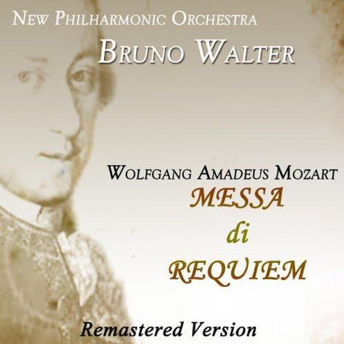 New York Philharmonic Orchestra, Bruno Walter, The Westminster Choir, Irmgard Seefried, Jennie Tourel, Leopold Simoneau & William Warfield