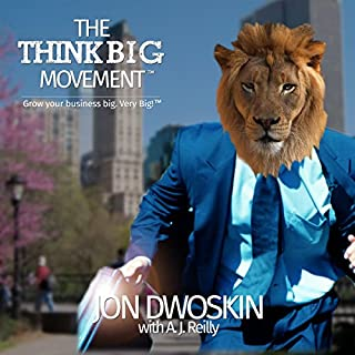 The Think Big Movement audiobook cover art