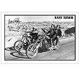 w15y8 Mehr Stil Easy Rider Classic Film Kunstdruck Poster