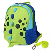 Product Image of the yodo Upgraded Kids Insulated Toddler Backpack with Safety Harness Leash and Name...