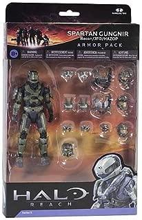 McFarlane Toys Spartan Gungnir Deluxe Armour Pack - Halo Reach Series 5 Deluxe Box Set