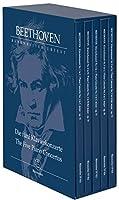 ベートーヴェン: ピアノ協奏曲全集/原典版/デル・マー編/ベーレンライター社: 中型スタディ・スコア