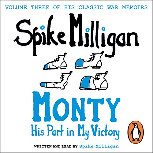 Monty audiobook cover art