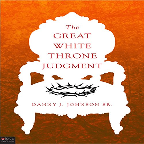 The Great White Throne Judgment audiobook cover art