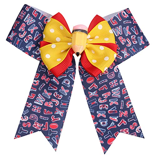 New Big Bow Ribbon Hair Clips Sweet Pearls For Women Girls Sweet Hairpin Hair Barrettes Back to School Hair accessories Headwear