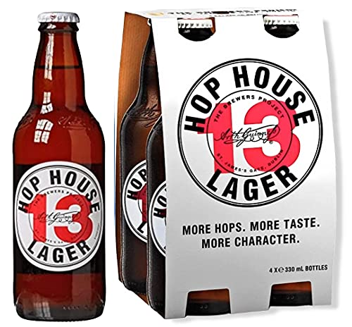 Hop House 13 Lager 4 x 330 ml