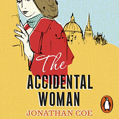 The Accidental Woman audiobook cover art