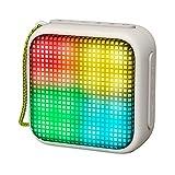 Energy Beat Box 2+ Lightcube (Beat Lights, TWS, Bluetooth v4.2, 5W, microSD MP3, FM Radio) - Gris