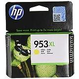 HP 953XL Gelb Original Druckerpatrone mit hoher Reichweite für HP Officejet Pro 7720, 7730, 7740, 8210, 8710, 8715, 8720, 8725, 8730, 8740