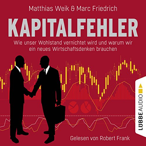 Kapitalfehler audiobook cover art