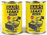 2X DR. WACK BAR'S Bars Leaks Liquid Kühlerdichtmittel Dichtmittel 150 g