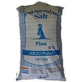 パタゴニアソルト ファイン(細粒) 25kg 業務用