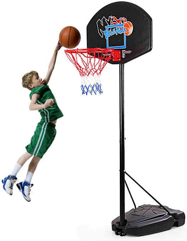 calidad de primera clase Soporte de Baloncesto móvil para para para jóvenes Soporte de Baloncesto para Niños al Aire Libre Soporte para Baloncesto estándar para Adultos Jugar al Aire Libre Aire Libre y Deportes  Envío y cambio gratis.