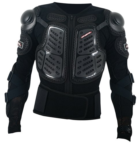 O'Neal Oneal Underdog III Protector Jacket Protecciones Bicicleta, Negro, M