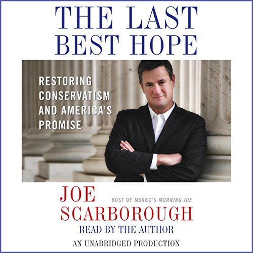 The Last Best Hope audiobook cover art