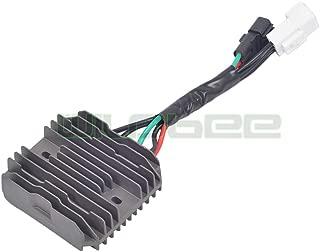 WildBee Rectifier Regulator Voltage for Suzuki AN650 Burgman 650 SKYWAVE 650 2003-2012, VLR1800 Intruder C1800R 2008-2015
