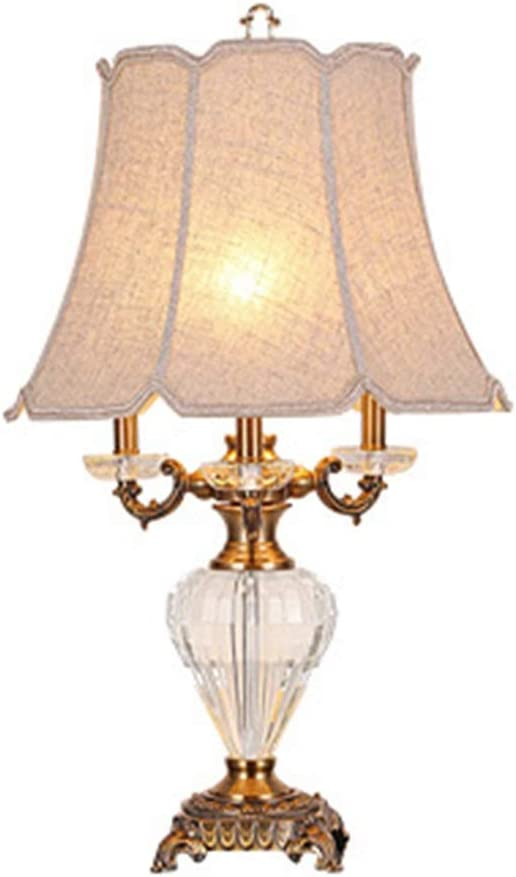 At the price of surprise Hangarone LED Desk Lamp Three-Headed Table Candle San Diego Mall Crystal L
