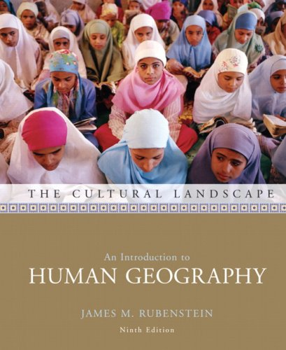 Cultural Landscape + Dire Predictions: Understanding Global Warming + Goode's Atlas: An Introduction to Human Geography