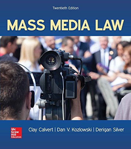 Law Media & the Law