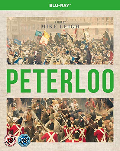 Peterloo [Blu-ray] [2018]