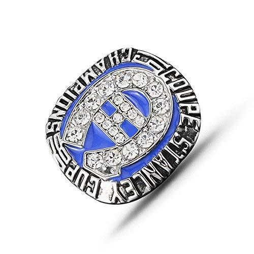 SUSU Montreal Canadiens Meisterschaft-Ring 1986 Eishockey-Sammlung Souvenirs Fans Geschenk Schmuck 11