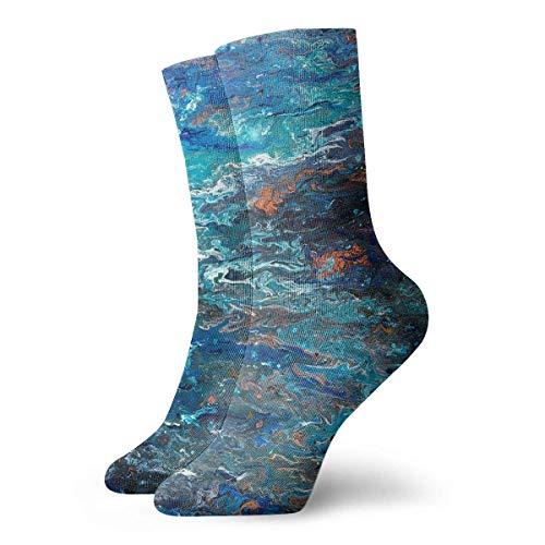 Calcetines casuales de la colección Animal Calcetines de tobillo Calcetines de compresión de vestido corto para mujeres Hombres