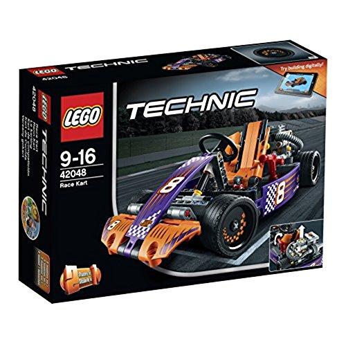 LEGO Technic 42048 - Renn-Kart