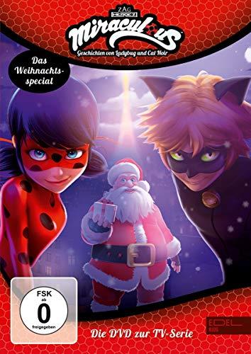 Miraculous - Eine böse Weihnachts-Überraschung - Die DVD zum TV-Special